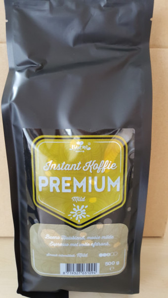 Bueno Premium vriesdroog 2 x 500 gram