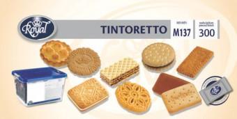 Koekbox tintoretto 300 stuks zonder chocolade