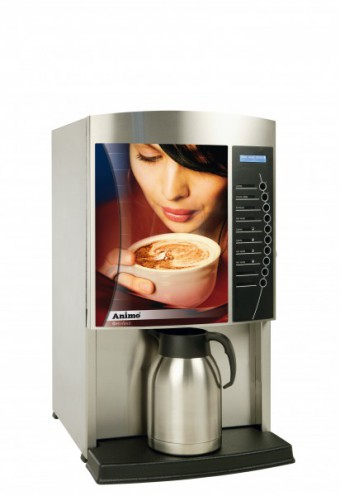 Animo 3TS instant koffiemachine